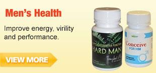 mens supplements